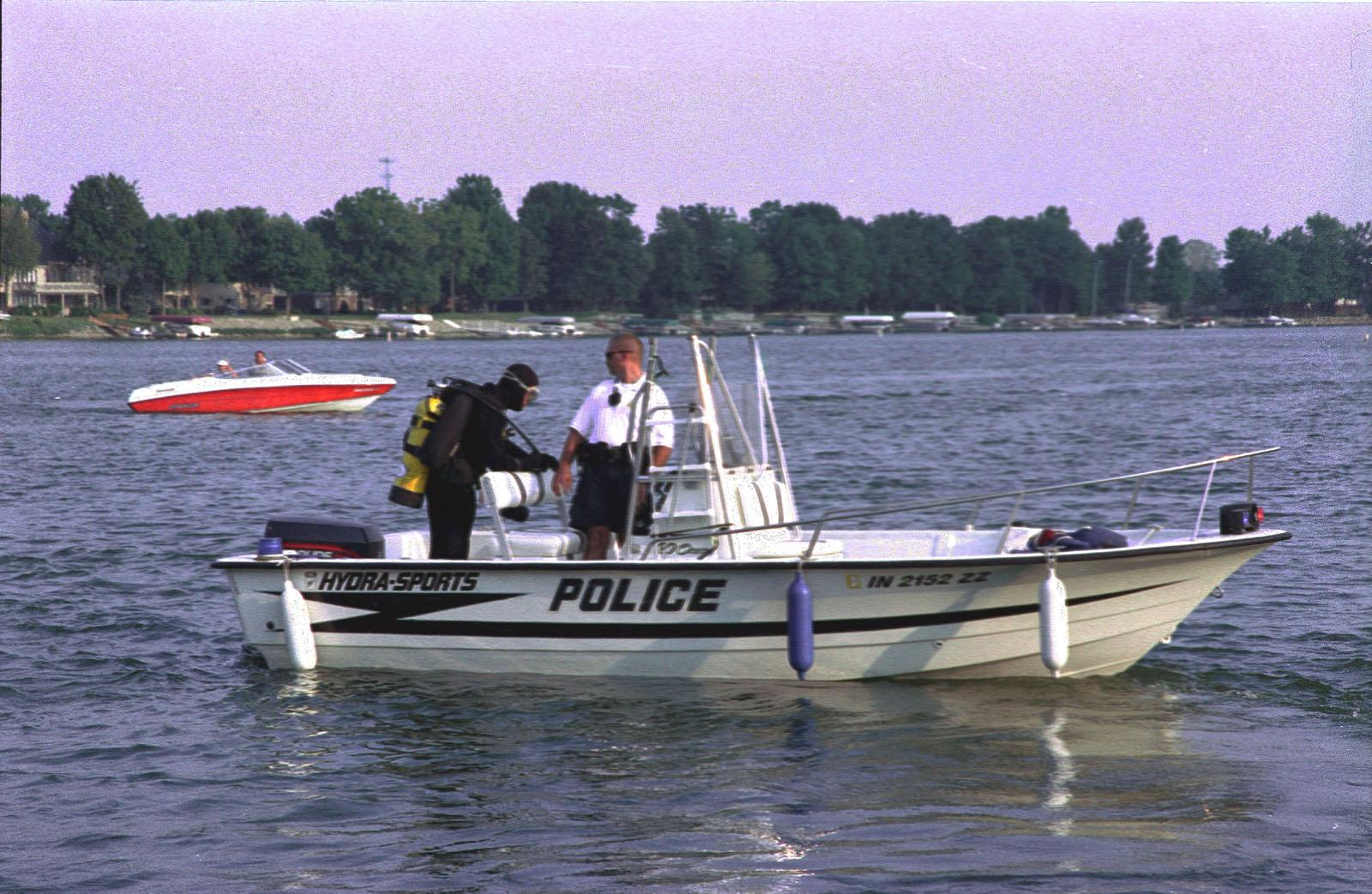 NPD Boat Patrol