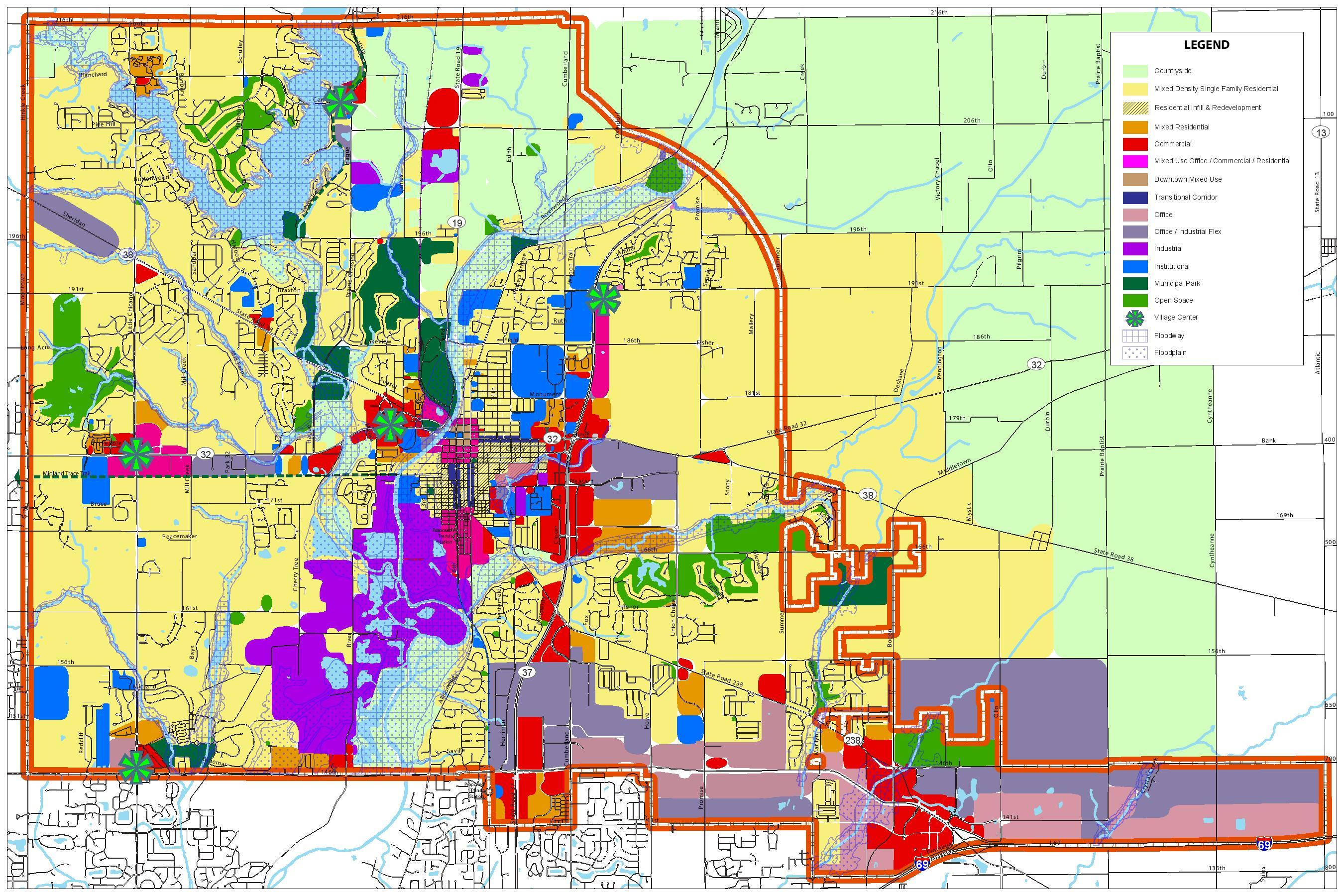 Comprehensive Plan - Future Land Use