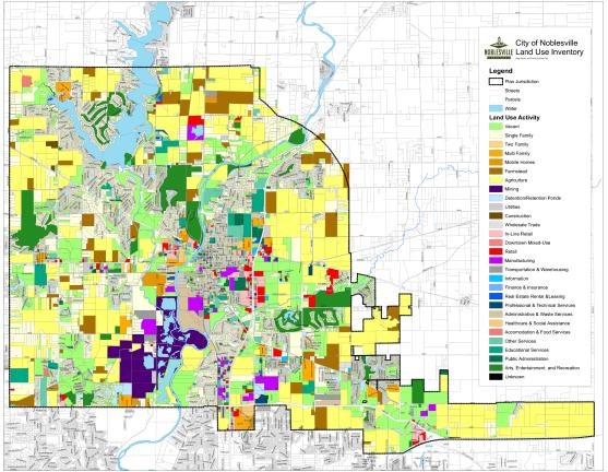 Land Use Inventory Map