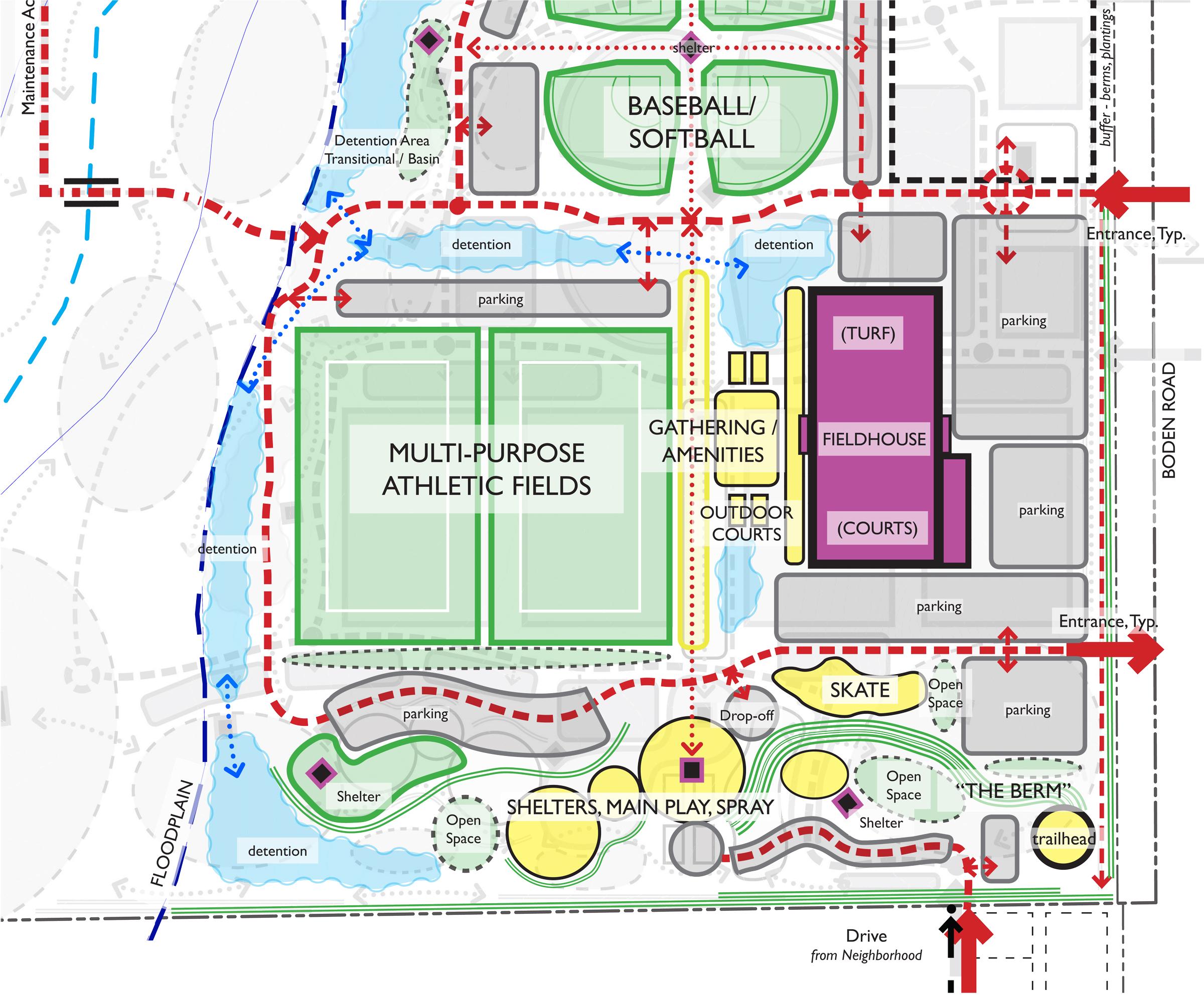 Klipsch Music Center Parking Map Document Center / Common Council Approves Decision on $15 Million