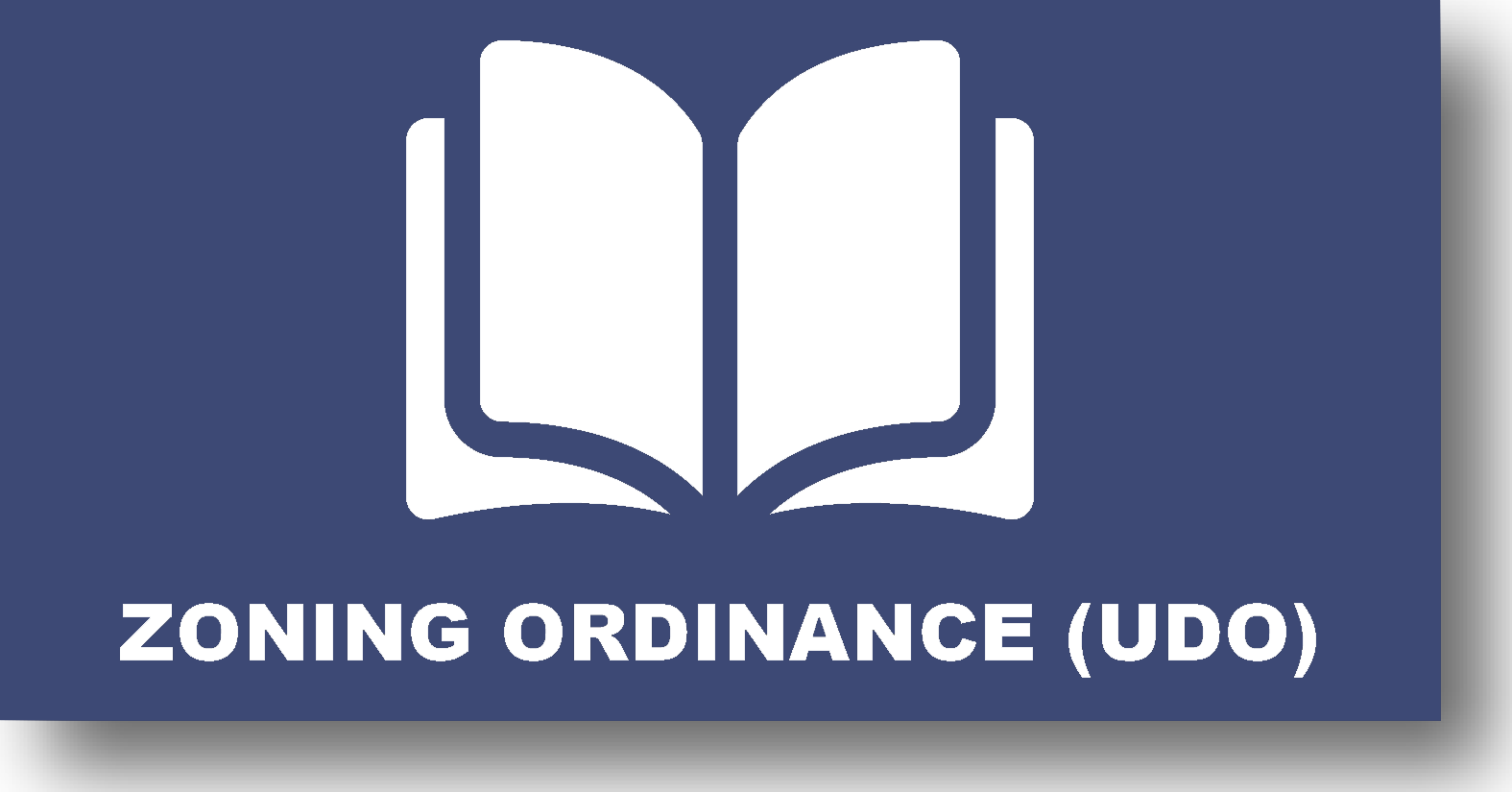Zoning Ordinance (UDO)