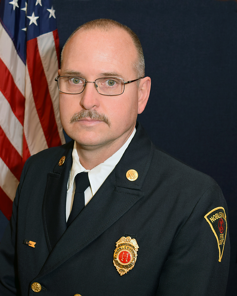 Battalion Chief John Snethen