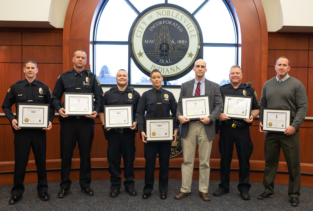 Document Center / Noblesville Police Honor Officers, NWMS