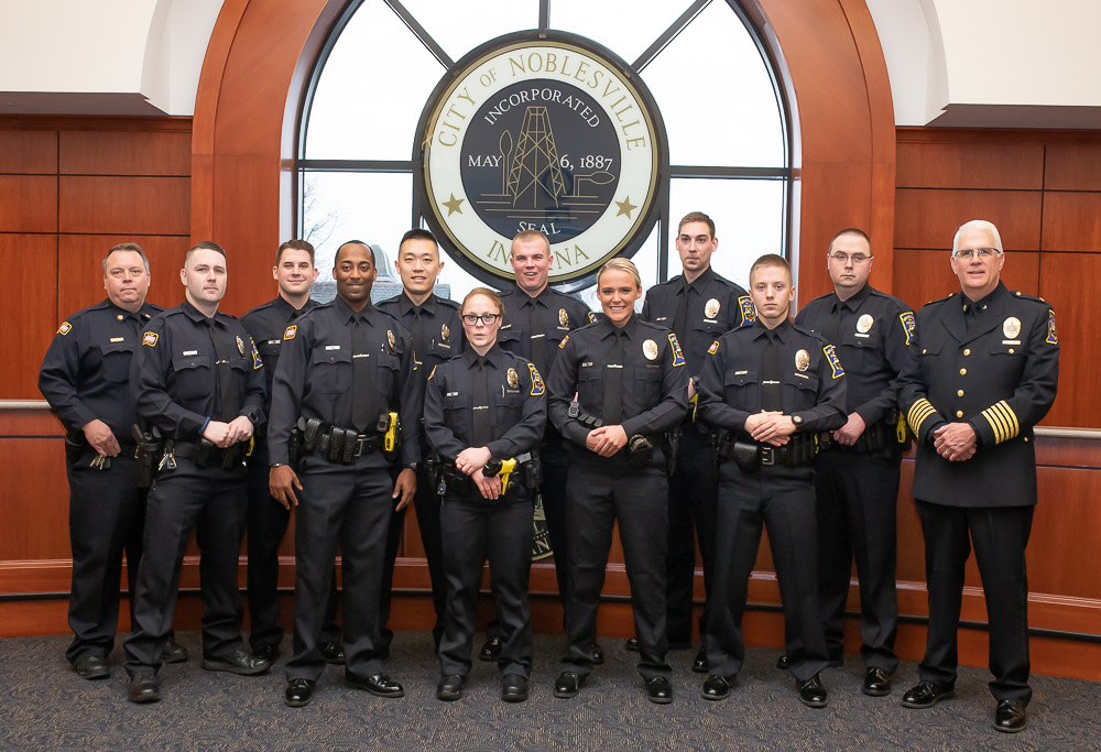 NPD New Officers
