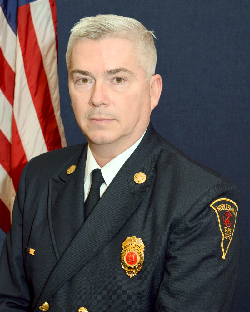 Battalion Chief Mike Cummins