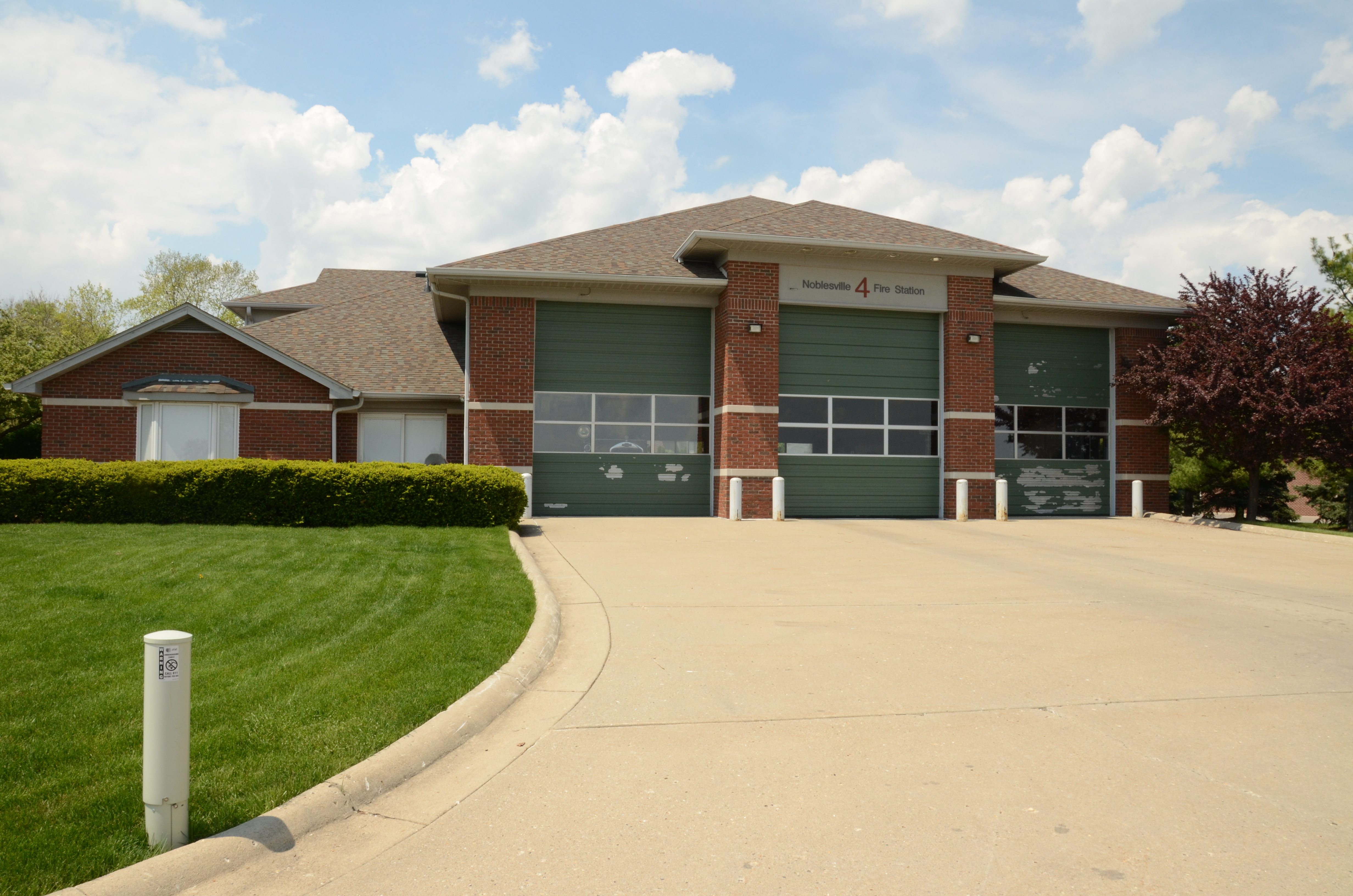 Notice to Bidders - Noblesville Fire Station 74