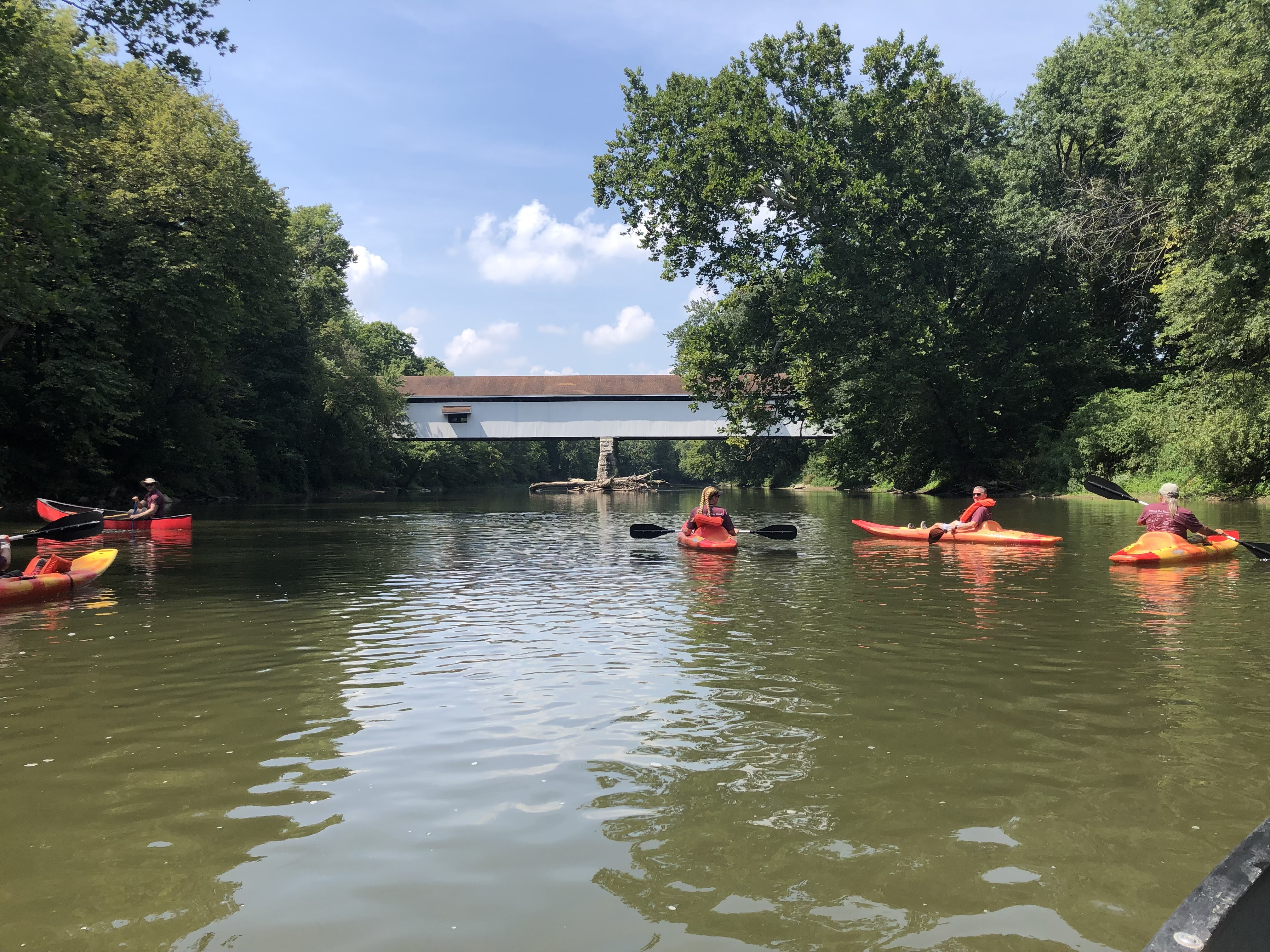 Noblesville Hosts Annual White River Clean-Up