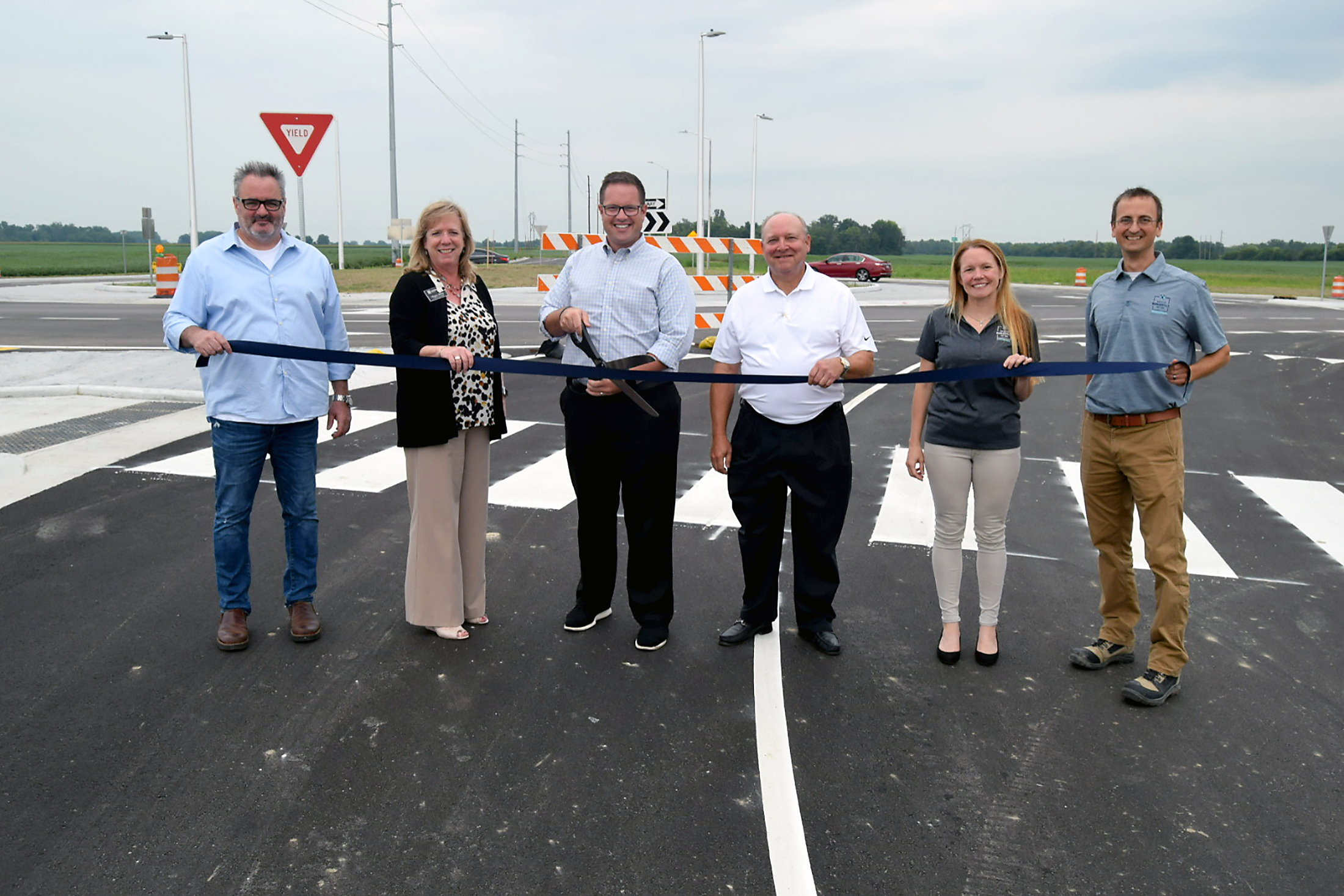 Noblesville Opens Olio Road, 146thStreet 3 Months Ahead of Schedule