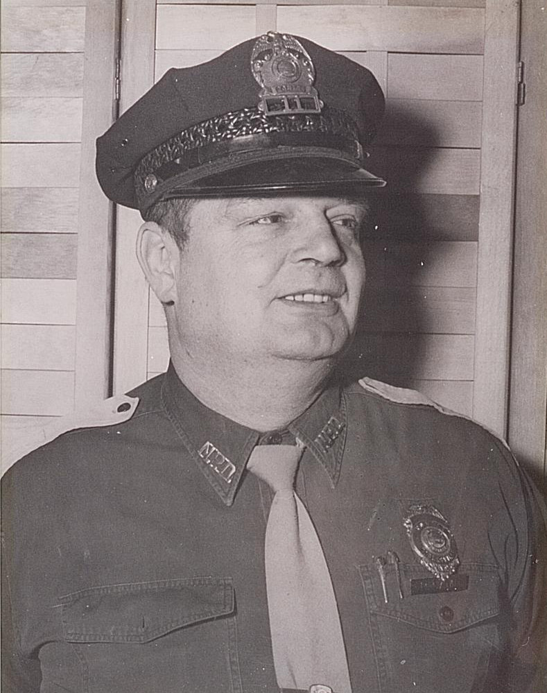 Chief of Police Raymon R. Camp