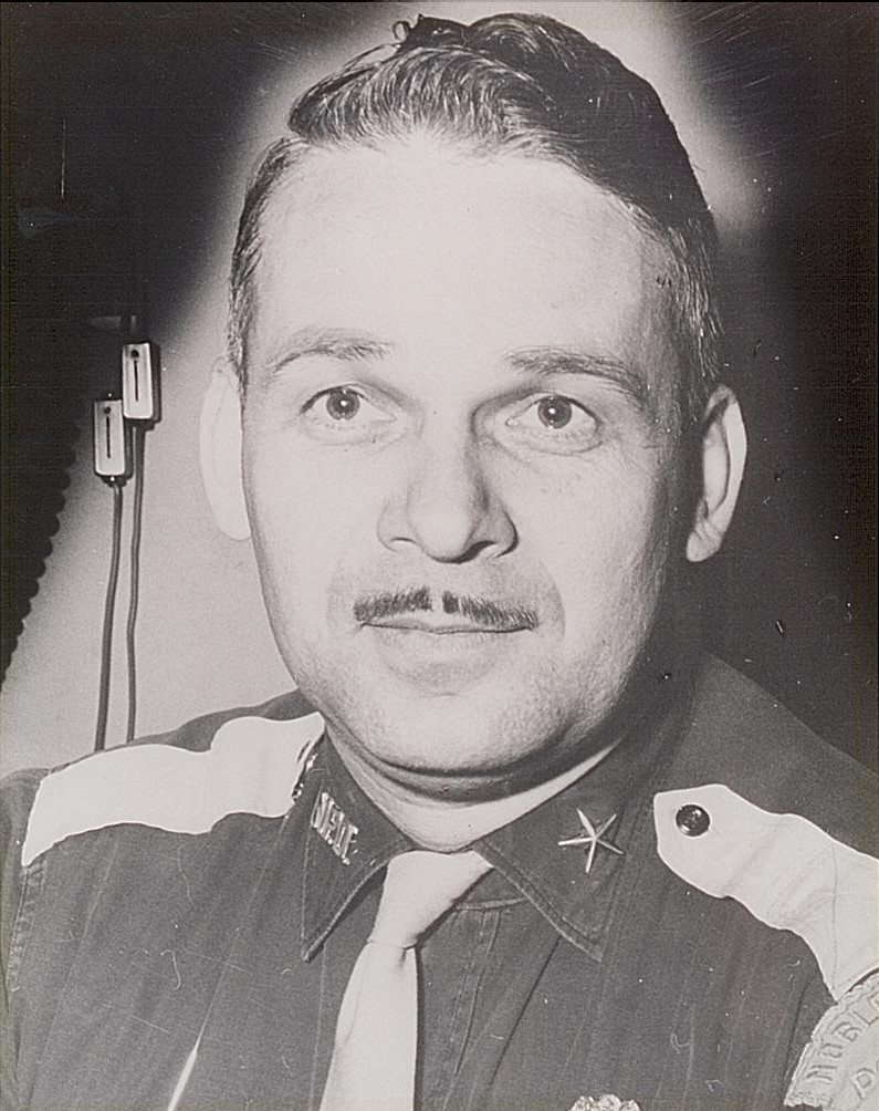 Chief of Police H.J. Horn