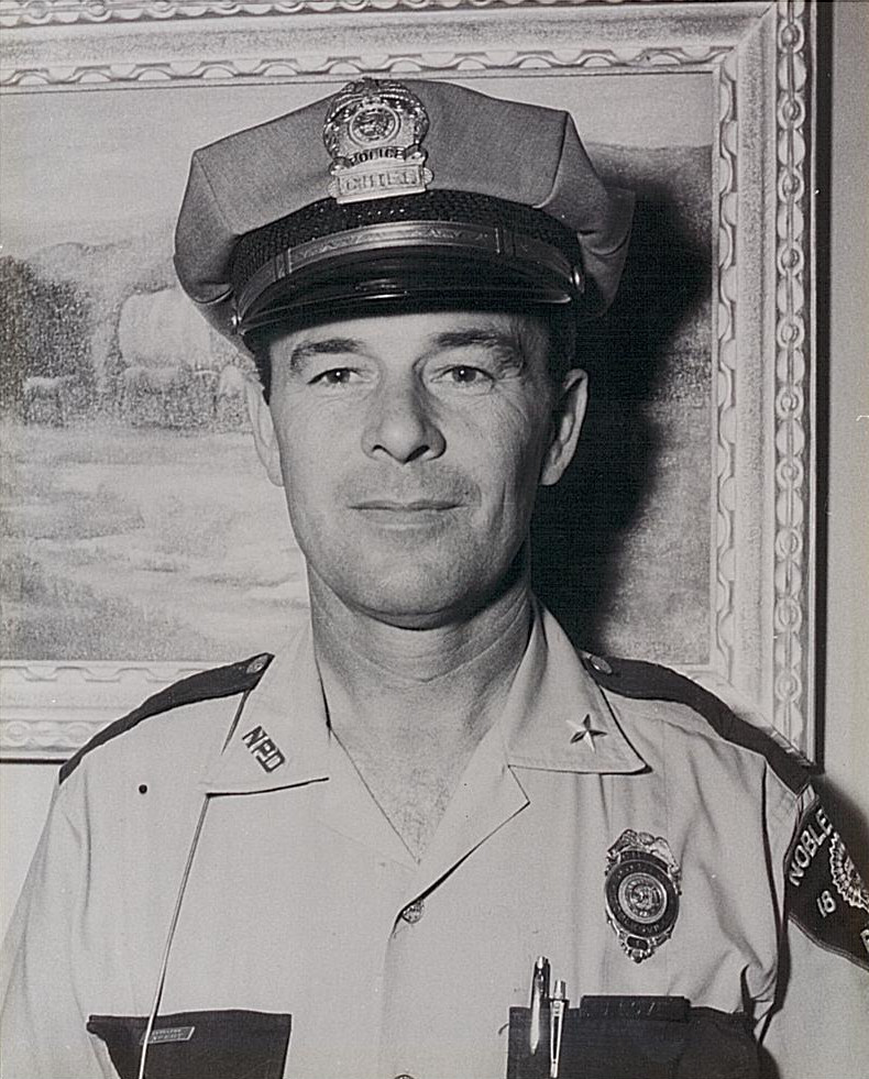 Chief of Police Joseph E. Love