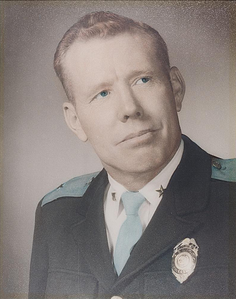 Chief of Police Joseph H. Bay